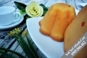 Bánh bông lan cô Hạnh