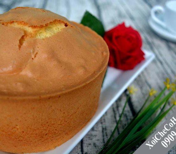 Bánh bông lan ngon tphcm