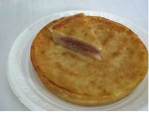 Bánh khoai mì chuối tphcm